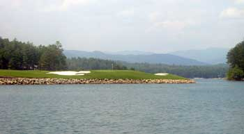 North End Of Lake Keowee